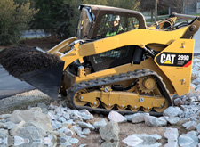 Used Compact Track Loaders