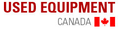 Used Equipment Canada